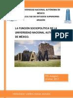 Funcion Socio-politica Unam Hernandez Larrea Diana Aranza (1)