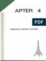 Ch 4 Reinforced Concrete - Footings.pdf