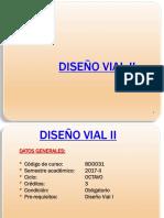 Diseño Vial II - 01 Introduccion-1