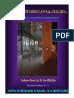 Antisepticos - Uso de Antisepticos - Decontaminacion - Desinfectantes