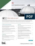 ISO 14001 Self-Assessment Checklist FINAL April 2016