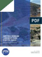 Brochure Staff Geotecnia