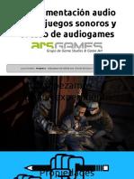 Luca Carrubba – Experimentación audiolúdica, juegos sonoros y el caso de AudioGames