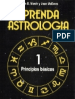 Aprenda Astrologia Libro 1 March y Mcevers