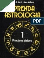 Aprenda Astrologia Libro 1 March y Mcevers