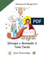 APOSTILA Liturgia Batismal