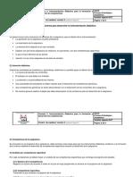 Indicaciones Para Desarrollar La Instrumentación Didáctica