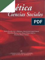Varios - Bioetica Y Ciencias Sociales