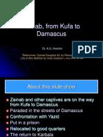 Zainab-From Kufa to Damascus