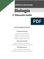 Texto Del Docente Biología Segundo Medio