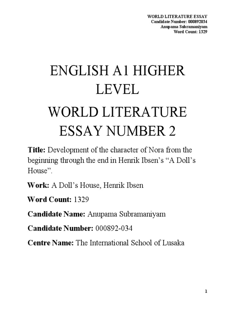 Example Of An Essay With A Thesis Statement  Businessman Essay also Essay On Modern Science Pwn The Sat  One Way To Write A Good Essay About Resume  How To Write A Good English Essay