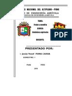 Caratulas de Ing. Agricola