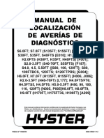 Manual Averias FT Hyster