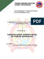 Caratula Tesis de Civil - Andina