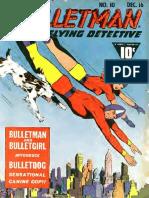 Bulletman Comics (Fawcett Comics) Issue #10