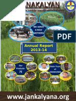 JANAKALYAN 17 Annual Report 2013-14.doc