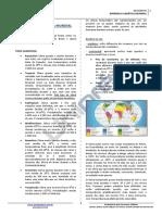 Geo Dinâmica Climática Mundial e Fonômeno Climático