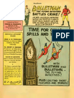 Bulletman Comics (Fawcett Comics) Issue #14