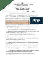 Prueba Coligativas 2 Medio Quimica u3