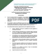 Financial Intermediary-Application & Instructions