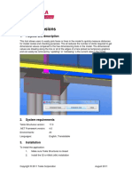 Model Dimensions