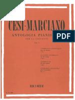 CESI-MARCIANO - Antologia Pianistica - Fascicolo 1