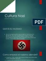 Cultura Nazi
