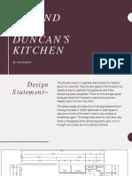 Duncan Kitchen Design