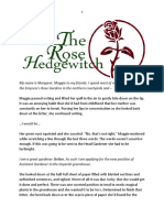 The Rose Hedgewitch by Terah Edun