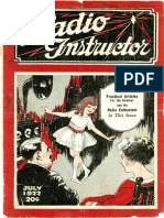 Radio Instructor 1922 07