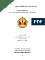 283062213-Sedimentasi-Material-Asal-Batubara.docx