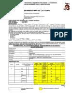 Examen Parcial - Abastecimiento de Agua y Alcantarillado 2016 Unheval