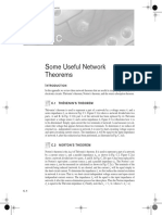 Appendix C_Some Useful Network Theorems
