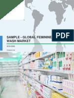 IRTNTR8270_Global Feminine Hygiene Wash Market 2016-2020_Sample