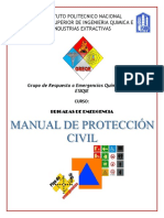 Manual Proteccion Civil