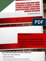 Langkah-langkah Perhitungan Perhitungan Kebutuhan Sdmk Berdasrkan Permenkes Ri Nomor - Copy