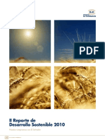 La Constancia Sustainable Development Report 2018