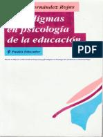 Hernandez-Rojas-G Paradigmas Psicoeducación - Modelos Educativos - Libro 6a Ed