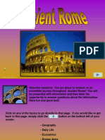 ancient rome project  1
