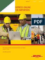 2  dhl - user guide for importers - sample