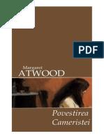 Margaret Atwood - Povestirea Cameristei .pdf