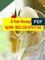Termurah & Bergaransi, Franchise Es Putar di Makassar, Call/WA