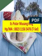 Termurah & Bergaransi, Peluang Es Putar Pak Kumis Makassar, Call/WA