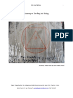 Journey of the Psychic Being