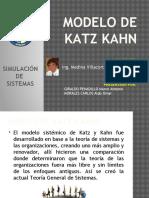 Modelo de Katz y Kahn