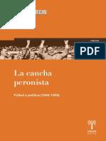 La Cancha Peronista (Adelanto)