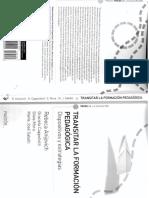 ANIJOVICH - Transitar la formación pedagógica - cap 3.pdf