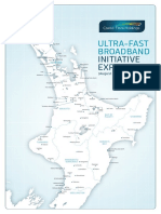 North and South Island UFB Expansion