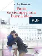 Nicolas Barreau - Paris Es Siempre Una Buena Idea