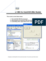 Programming - Introduction to VBA for AutoCAD (Mini Guide).pdf